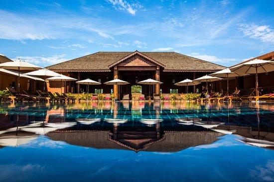 Bagan Lodge's Swimming Pool