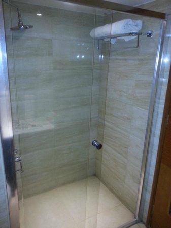 Best Western Ashoka: bathroom