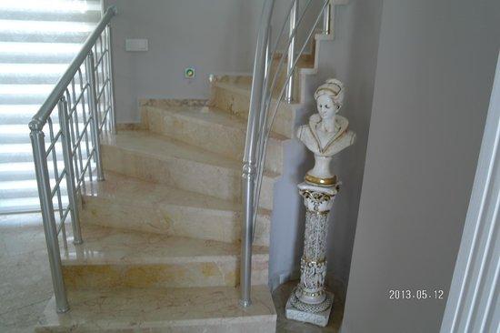 Villa Belek Resort : Zugang zum Obergeschoss