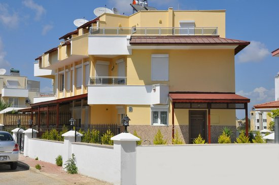 Villa Belek Resort : Aussenansicht 3