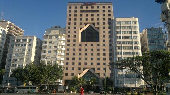 JW Marriott Hotel Rio de Janeiro : Außenansicht