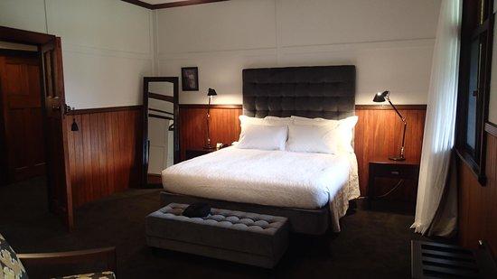 Lake Rotoroa Lodge : Chambre