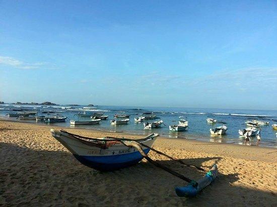 YKD Tourist Rest: Hikkaduwa Beach