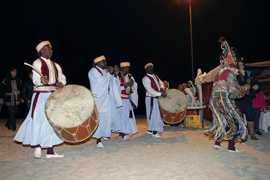 Aldiana Djerba Atlantide: Berberfest