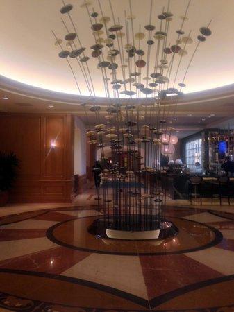 Four Seasons Hotel Las Vegas: Hotel Lobby