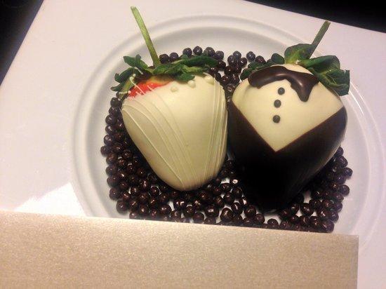 Four Seasons Hotel Las Vegas: Honeymoon Surprise