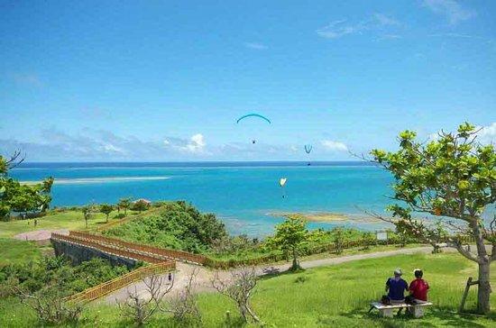 Cape Chinen Park: Gliding Over the Sea