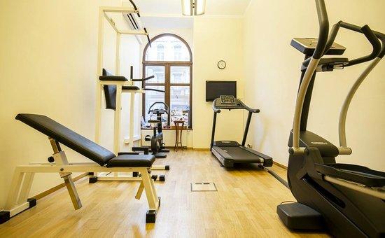 Boutique Hotel Seven Days: Hotel Gym
