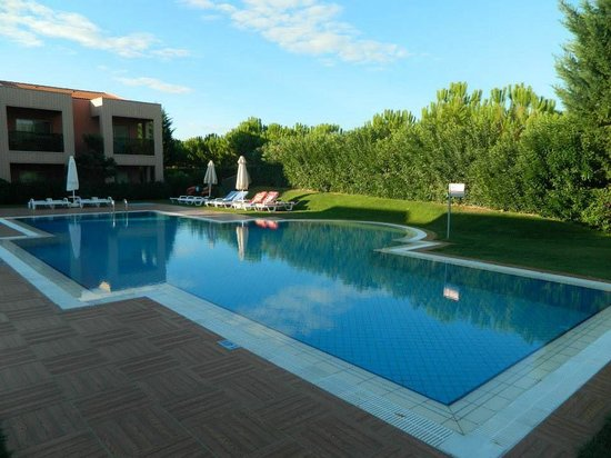 Holiday Village Turkey Hotel: 1 of the relaxation pools if you need some quiet time !