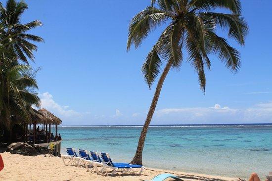 The Rarotongan Beach Resort & Spa : Paradise