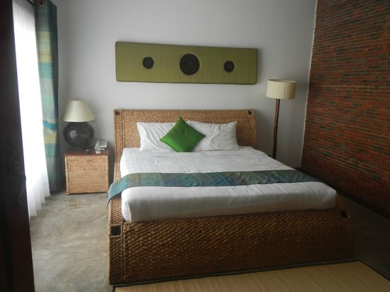 Casa Villa Independence: The bed