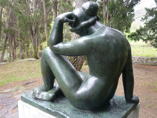 Musee Maillol: sensualité