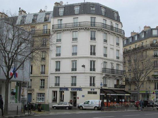 Hôtel Coypel : esterno hotel