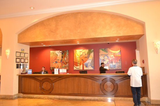 Doubletree Suites by Hilton Hotel Anaheim Resort - Convention  Center: reception area
