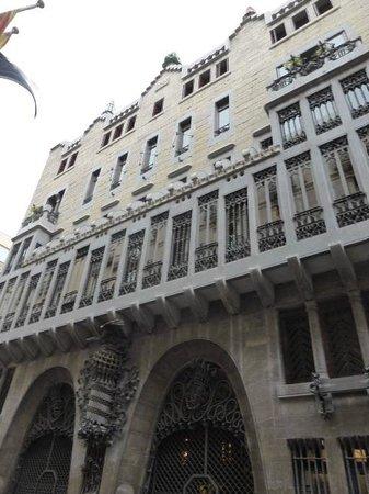 Hotel Ohla Barcelona: Hotel Ohla