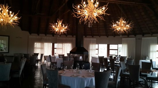 Zebula Golf Estate & Spa : Syringa Restaurant