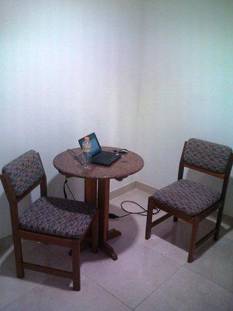 Benidorm Palace Hotel: Sala de trabalho