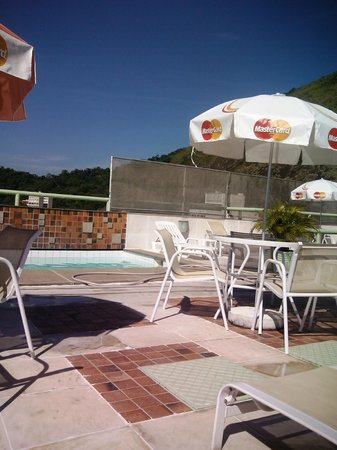 Benidorm Palace Hotel: Piscina