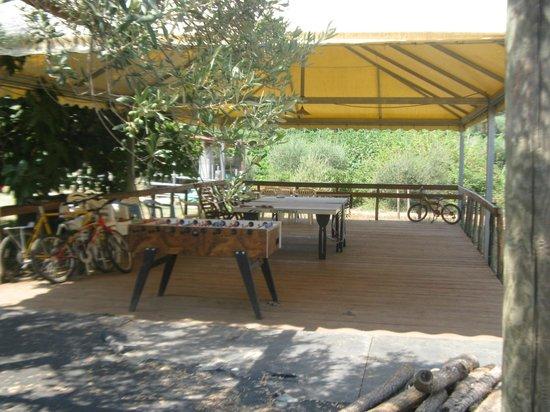 Chez Raz B&B: Ping Pong and Table Football