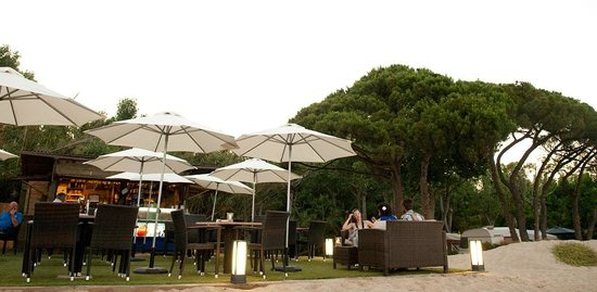 Els Prats Village: Beach Club en Playa