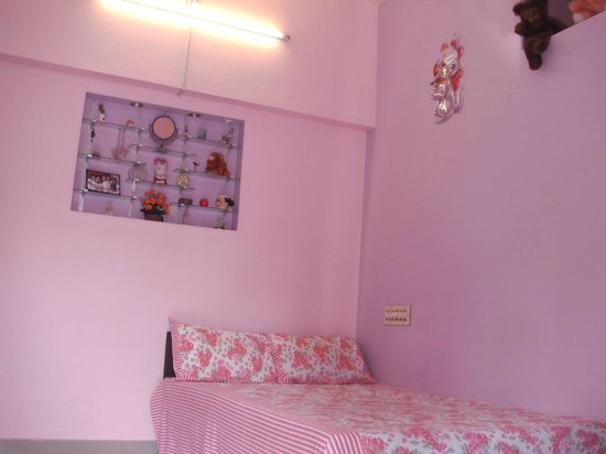 Marian's Castle Home Stay: Bedroom