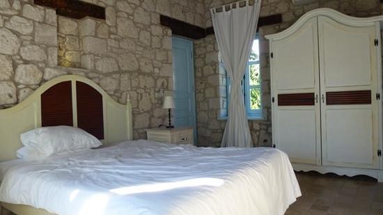 Manastir Alacati Hotel and Suites : upstairs room