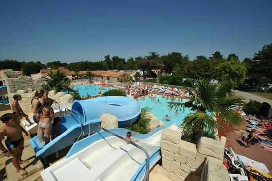 Sunelia la loubine updated 2017 campground reviews for Piscine des chirons olonne sur mer