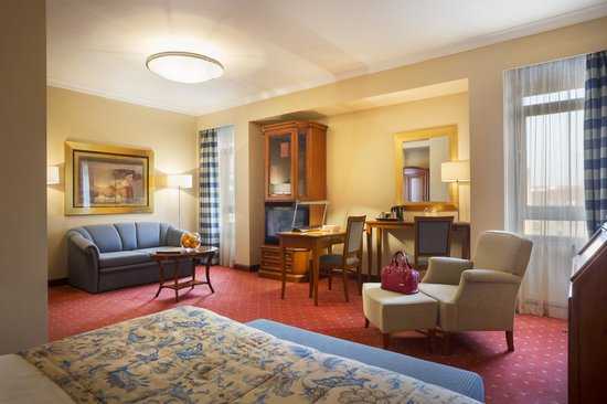 Best Western Premier Hotel Astoria: Superior Executive room