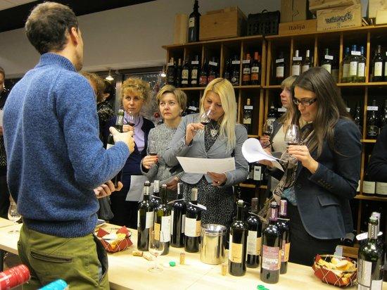 Vyno Klubas: Tasting evening
