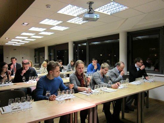 Vyno Klubas: Degustation