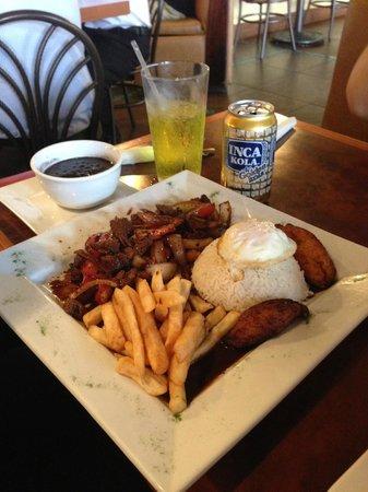 El Patio Restaurant: A Meat Dish