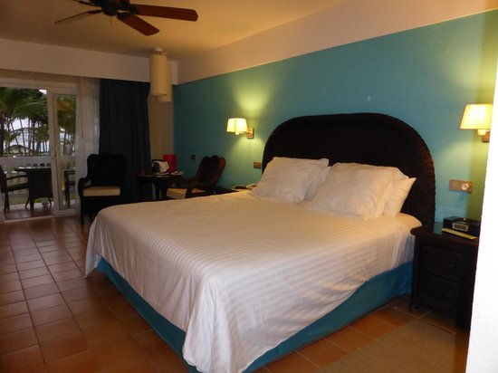 Barcelo Bavaro Beach - Adults Only: Notre chambre