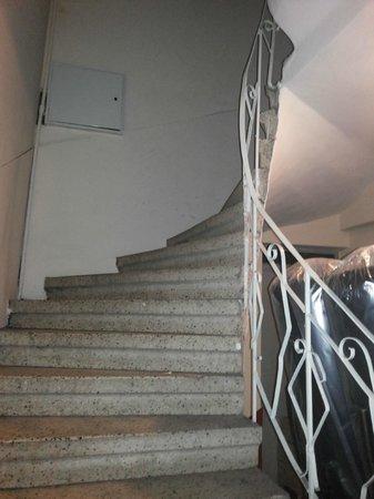 Blue Istanbul Hotel: Entrada a las suites