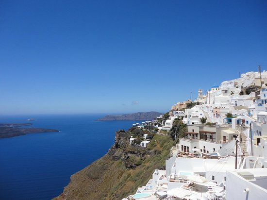 Artemis Villas: Stunning views