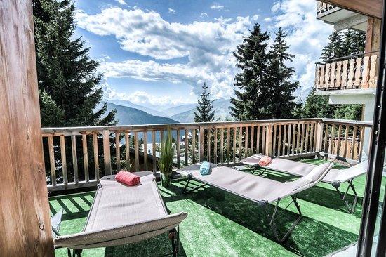 Le Tyrol : terrasse du Tyrol