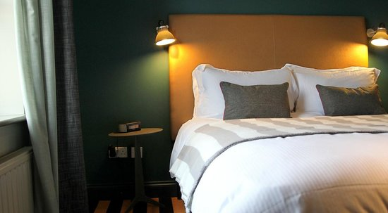 The Penny Farthing Hotel: Bedroom