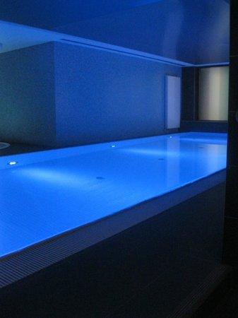 Adina Apartment Hotel Hamburg Michel: A sneaky shot of the pool