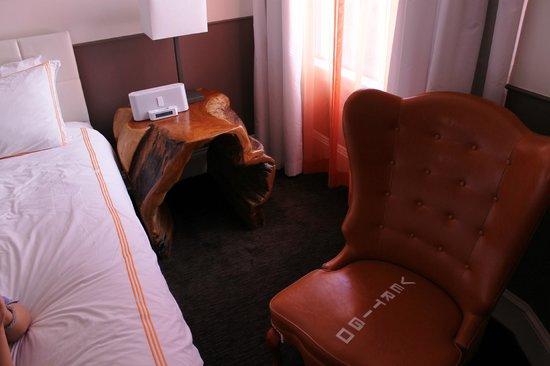 Hotel Vertigo: stanza