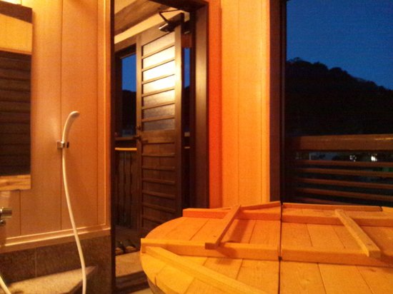 Hanaasagi: 部屋風呂