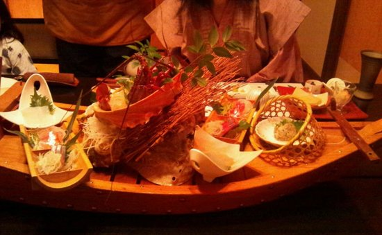 Hanaasagi: 舟盛り