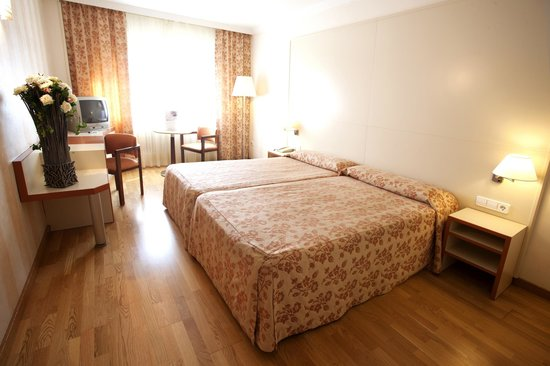 Hotel Urpi: double room