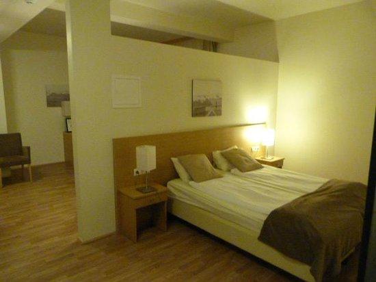 Hotel Vik Arctic Comfort: Sleeping area