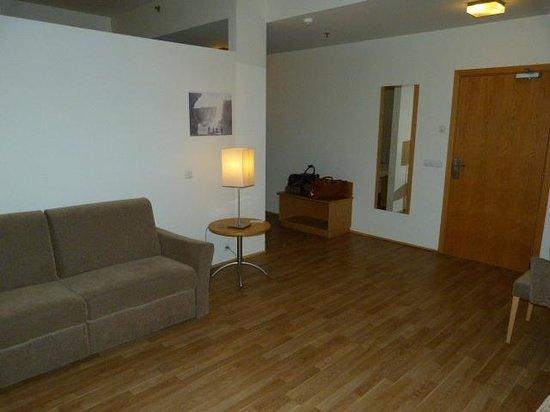 Hotel Vik Arctic Comfort: Sitting area
