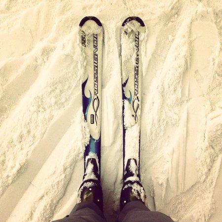 Soar Braehead: Ski time at Braehead!