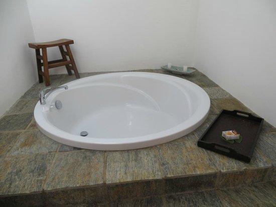 Buckingham Place : ванная