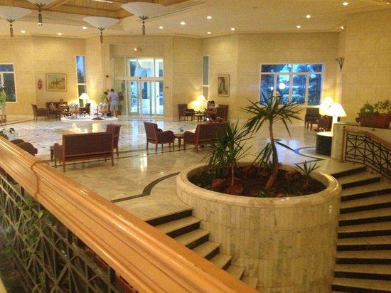 El Mouradi Djerba Menzel: Reception area