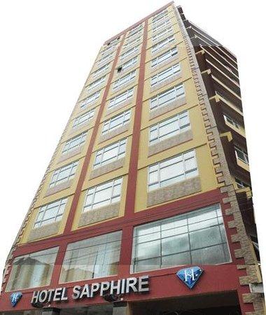 Hotel Sapphire: HOTEL