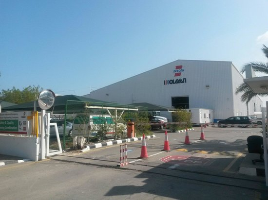 InterContinental Al Jubail : Olayan Descon Industrial Company Jubail KSA