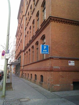 H10 Berlin Ku'damm: Hotel von außen