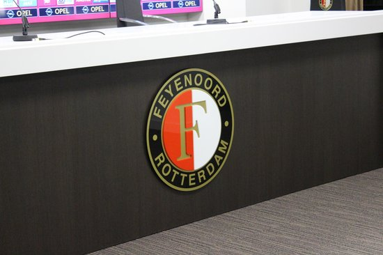 Stadium Feijenoord (De Kuip): At the conference hall 1
